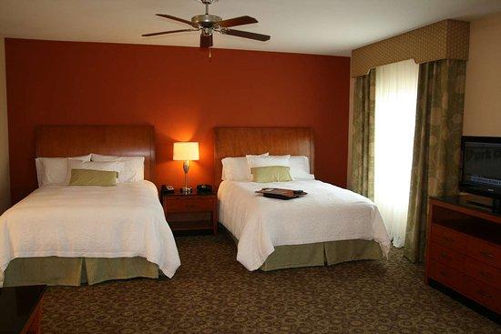 Buffalo, TX: Guest room