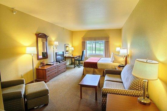 Beulah, ميتشجان: King Suite