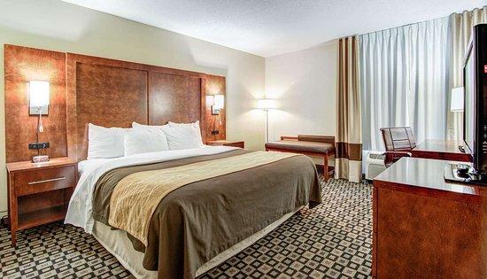 Bogart, GA: Spacious guest room