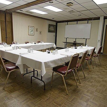 Reedsburg, Ουισκόνσιν: Voyageur Inn Conference Center Meeting