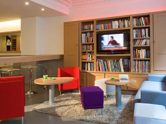 Ibis Styles Paris Cadet Lafayette : Recreational facility