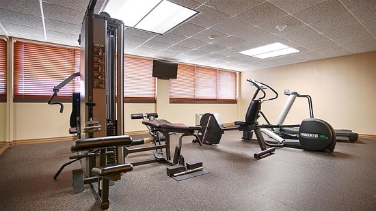 Best Western Plus Capitol Ridge: Fitness Center