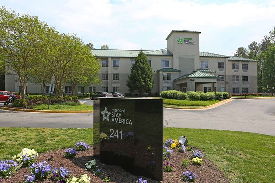 Extended Stay America - North Chesterfield - Arboretum: Exterior