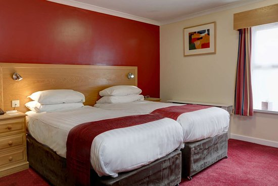 Best Western Burn Hall Hotel: Guest Room