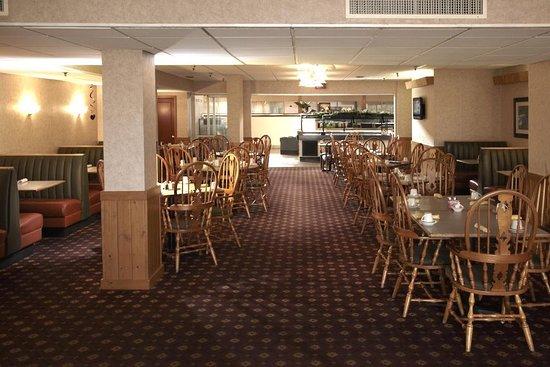 Sedalia, MO: Carousel Dining Room