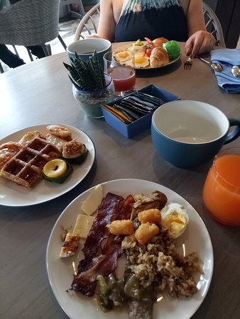 The Anvaya Beach Resort Bali: breakfast buffet