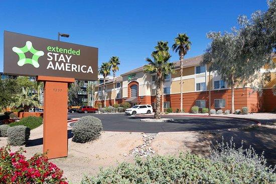 extended stay america phoenix biltmore arizona. Black Bedroom Furniture Sets. Home Design Ideas