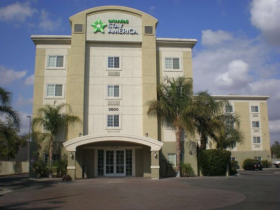 Extended Stay America - Bakersfield - Chester Lane: Exterior