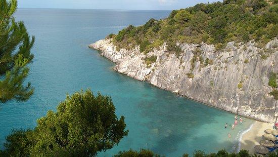 Zante Magic Tours: Plaża Xigia