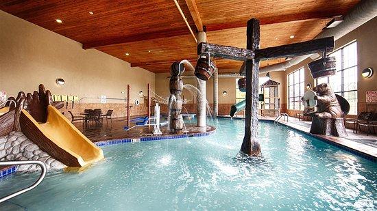 woodland mist suite with cozy firepl picture of best western plus rh tripadvisor com