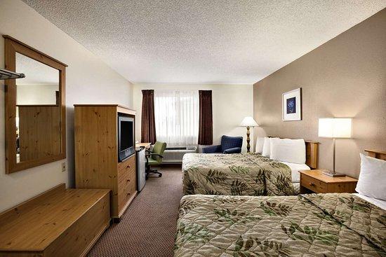 Days Inn by Wyndham Billings: Standard Double Room