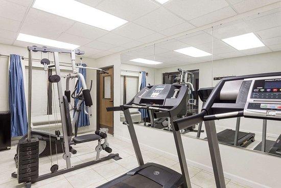 Jesup, GA: Health club