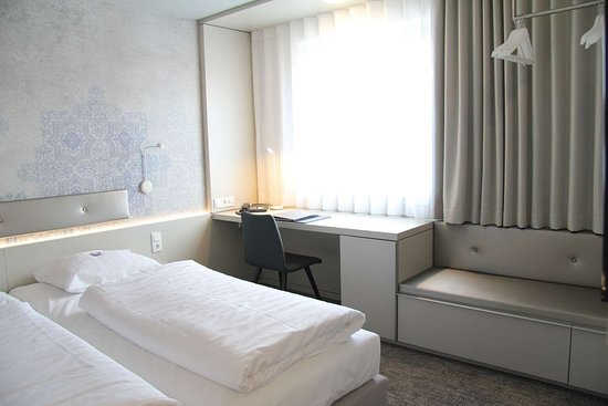 Stadthotel Munster: Single room S