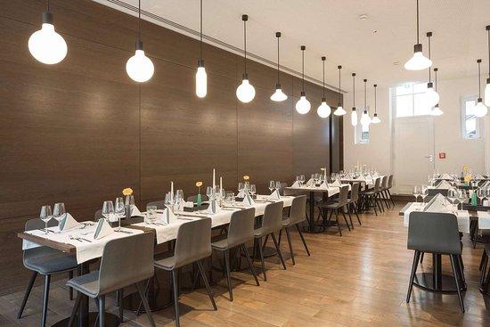 Stadthotel Munster: Dining room