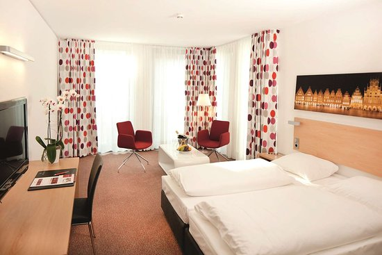 Stadthotel Munster: Double room XL