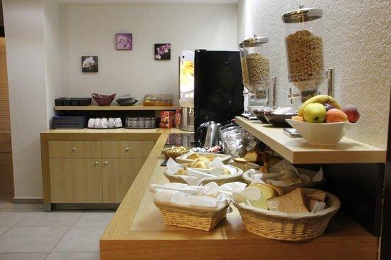Kyriad Chambery Sud - La Ravoire: Restaurant