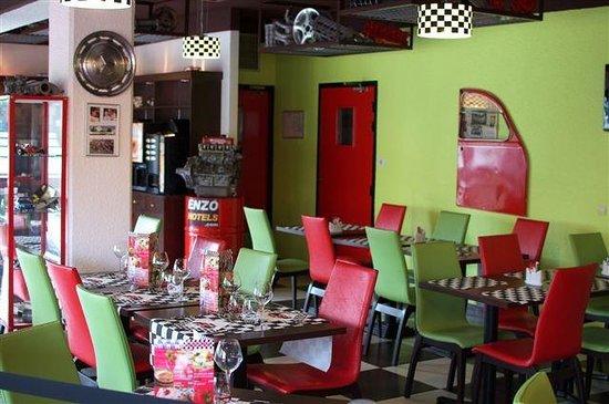 Kyriad Design Enzo Pont A Mousson: Restaurant
