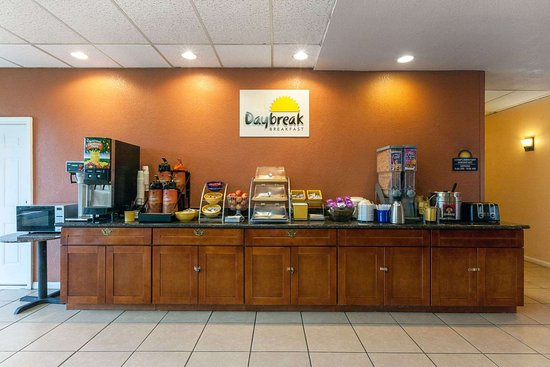 Days Inn by Wyndham Oklahoma City Fairground: Breakfast Area