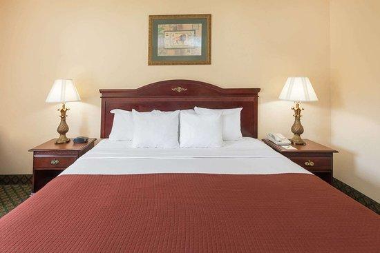 Eunice, LA: Guest room