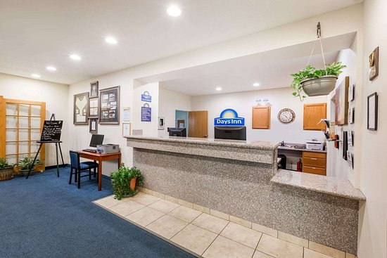 Days Inn by Wyndham Hotel Spencer IA: Lobby