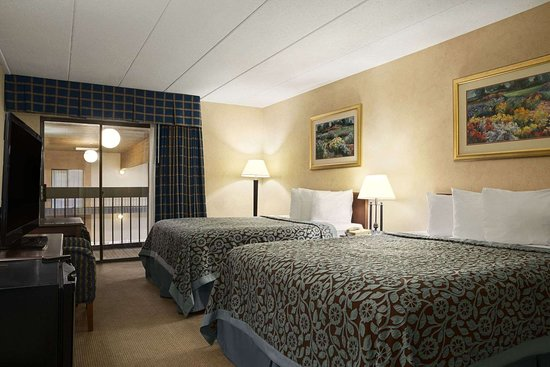 Rock Falls, IL: Standard Double Room