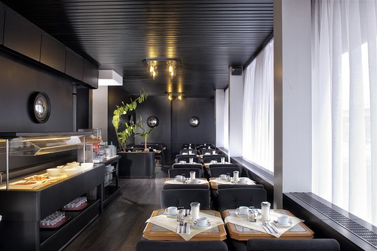 Hotel Excelsior Ludwigshafen: Restaurant 1