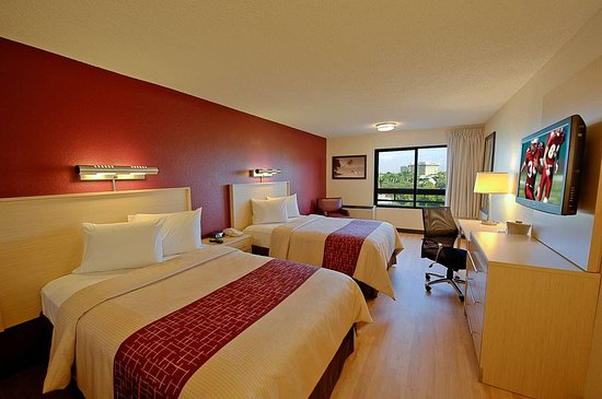 Red Roof Plus Miami Airport Miami Springs Fl Motel