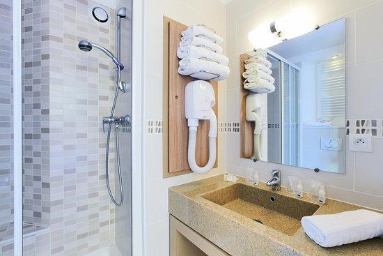 Kyriad Le Touquet - Etaples: Standard Bath