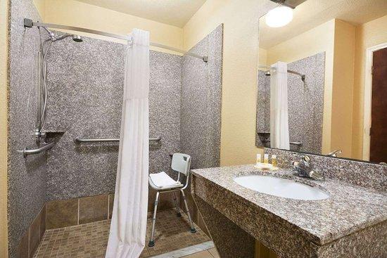 Weldon, Carolina del Norte: ADA Bathroom