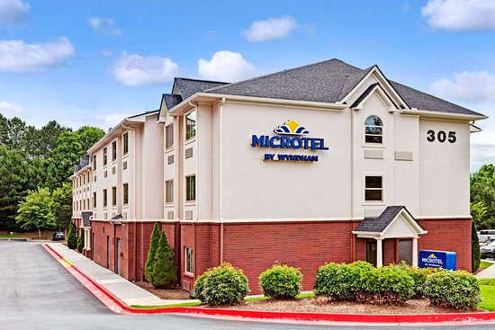 Microtel Inn & Suites by Wyndham Woodstock/Atlanta North: Welcome to the Microtel Woodstock