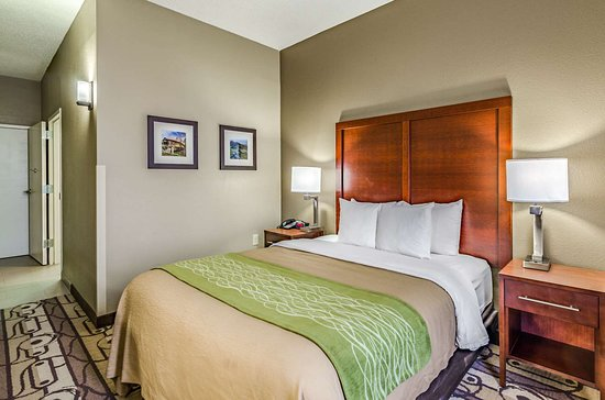 Comfort Inn: Guest room with one bed