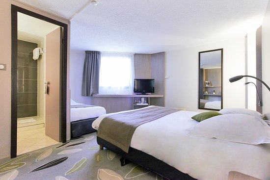 Kyriad Nevers Centre: Guest Room