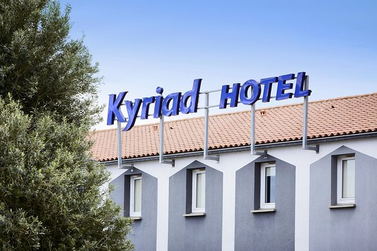 Kyriad Perpignan Nord: Exterior View