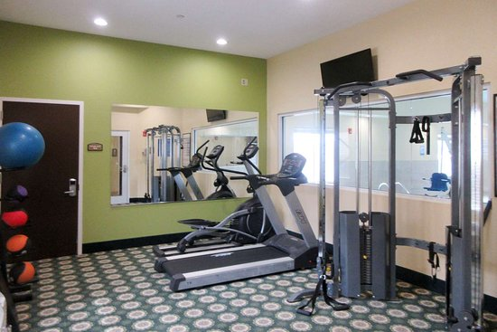 Glenmont, Estado de Nueva York: Fitness center