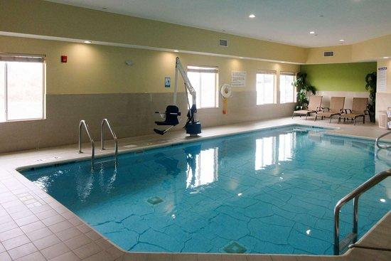 Glenmont, NY: Indoor pool