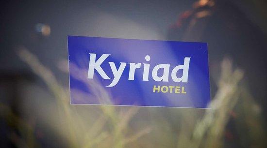 Kyriad Paris Nord - Gonesse - Parc Des Expositions: KYRIAD Gonesse - Accueil