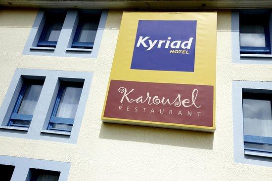 Hotel Kyriad Rouen Nord - Mont Saint Aignan: Exterior View