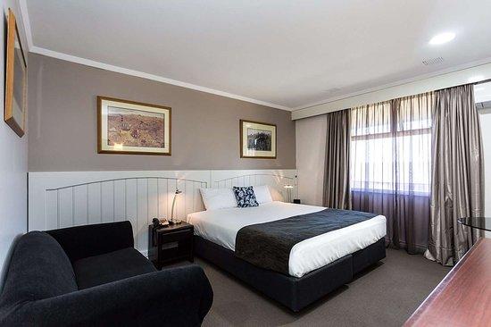 Country Comfort Amity Motel Albany: CAA Corporate King