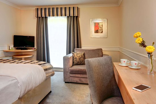 Appleby Magna, UK: Guest Room