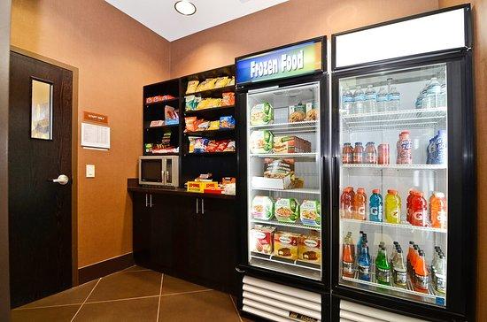Best Western Premier Freeport Inn Calgary Airport: Sundry Shop