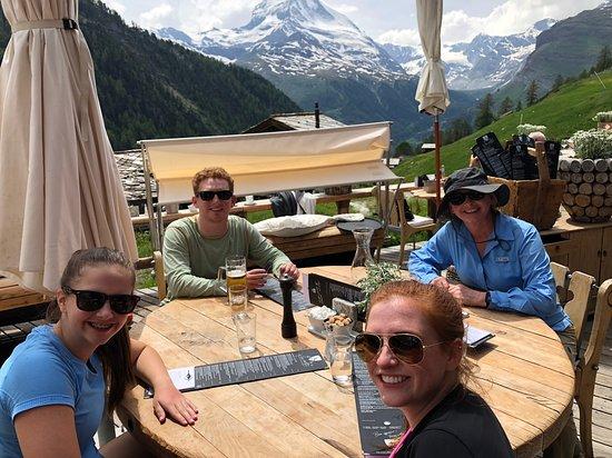 Coeur des Alpes: Chez Vrony