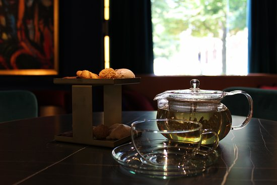 Variety of high-quality teas.