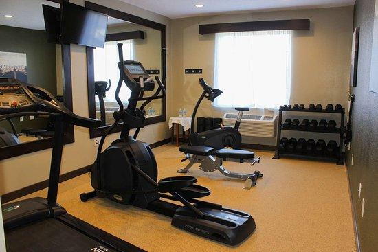 Kilmarnock, Вирджиния: Fitness Room