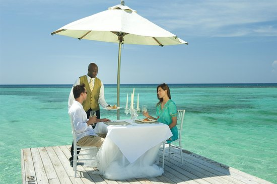 Sandals Royal Plantation: Private Dining