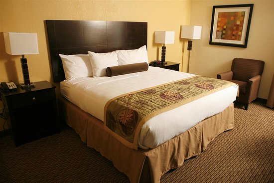 Best Western Plus Goldsboro: Mobility Accessible King Guest Room