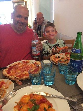 Ristorante Pizzeria Longano: pizzas