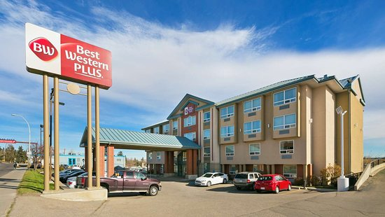 Best Western Plus Calgary Centre Inn: Hotel Exterior