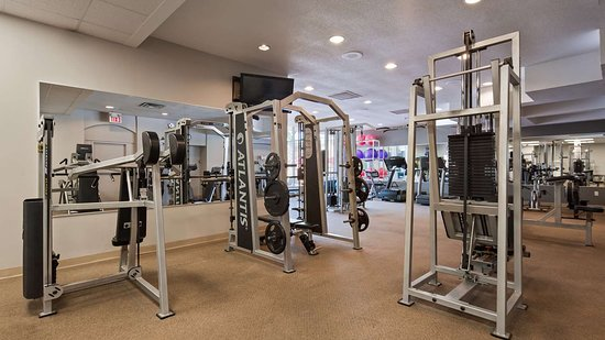 Best Western St. Catharines Hotel & Conference Centre: Fitness Center