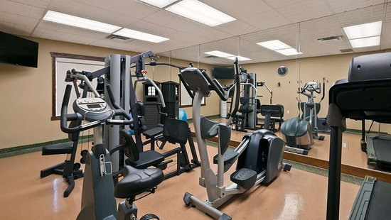 Three Hills, Canada: Fitness Center