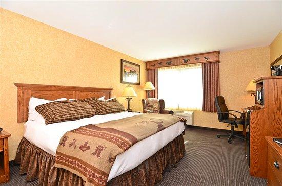 Best Western Plus Kelly Inn & Suites: Guest Room